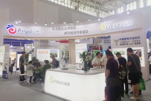 Angel Animal Nutrition приняла участие в China Dairy Industry Exhibition 2019