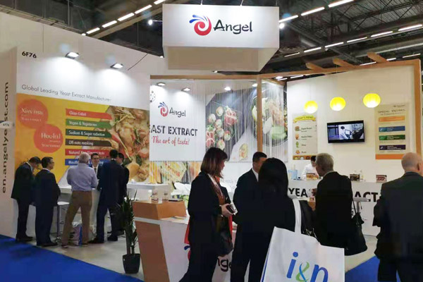 Angel на Food Ingredients Europe – 2019